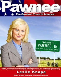 Pawnee: The Greatest Town in America (Paperback)