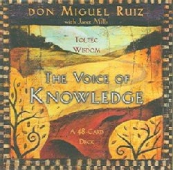 The Voice Of Knowledge: Toltec Wisdom, a 48-card Deck (Cards)