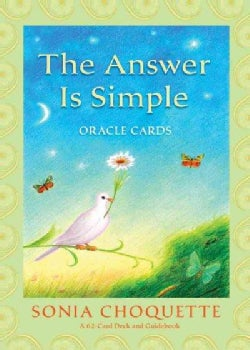 The Answer is Simple: Oracle Cards (Cards)