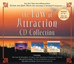 The Law of Attraction CD Collection (CD-Audio)