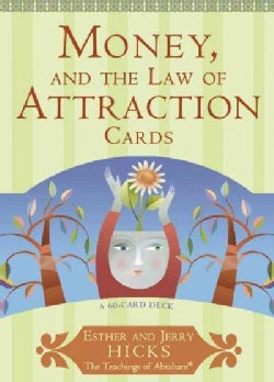 Money, and the Law of Attraction Cards (Paperback)
