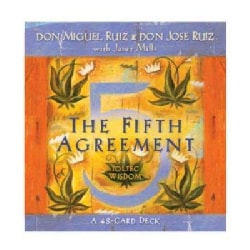 The Fifth Agreement: Toltec Wisdom (Cards)