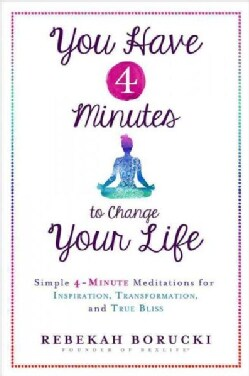 You Have 4 Minutes to Change Your Life: Simple 4-Minute Meditations for Inspiration, Transformation, and True Bliss (Paperback)