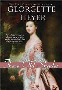 These Old Shades (Paperback)