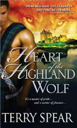 Heart of the Highland Wolf (Paperback)
