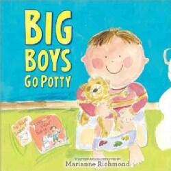 Big Boys Go Potty (Hardcover)