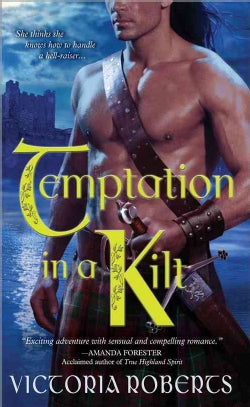 Temptation in a Kilt (Paperback)
