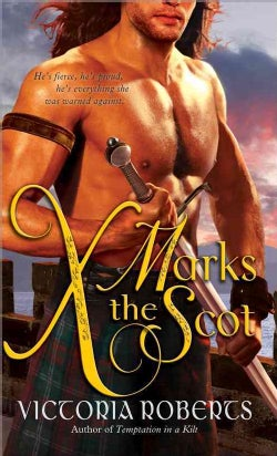 X Marks the Scot (Paperback)