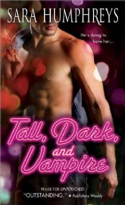 Tall, Dark, and Vampire (Paperback)