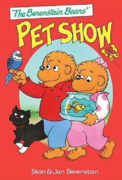 The Berenstain Bears' Pet Show (Hardcover)