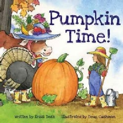 Pumpkin Time! (Hardcover)