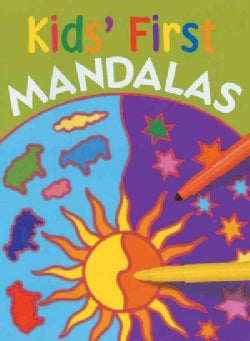 Kids' First Mandalas (Paperback)