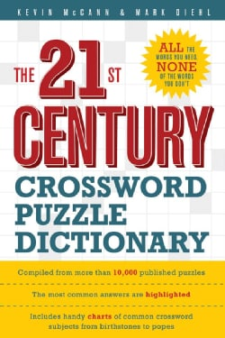 The 21st Century Crossword Puzzle Dictionary (Paperback)