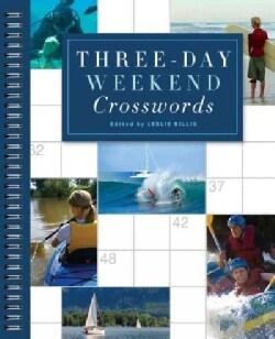 Three-Day Weekend Crosswords (Paperback)