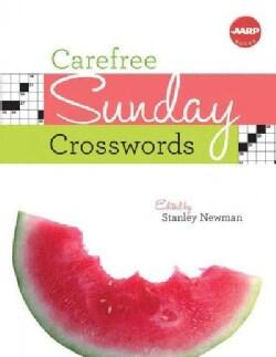 Carefree Sunday Crosswords (Paperback)