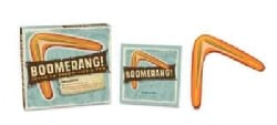 Boomerang!: Learn to Throw Like a Pro
