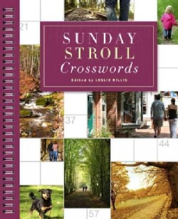 Sunday Stroll Crosswords (Paperback)