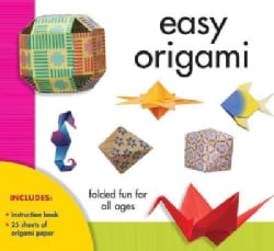 Easy Origami: Folded Fun for All Ages (Paperback)