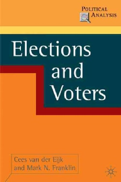 Elections and Voters (Hardcover)