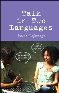 Talk in Two Languages (Hardcover)
