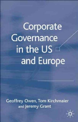 Corporate Governance in the US And Europe: Where Are We Now? (Hardcover)