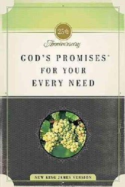 God's Promises for Your Every Need (Paperback)