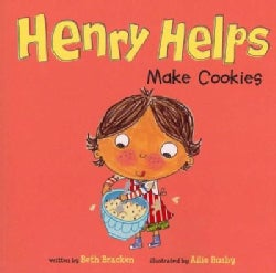 Henry Helps Make Cookies (Paperback)
