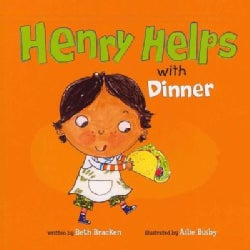 Henry Helps With Dinner (Paperback)