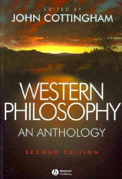 Western Philosophy: An Anthology (Paperback)