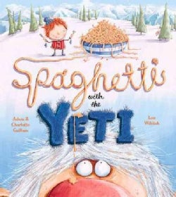Spaghetti With the Yeti (Paperback)