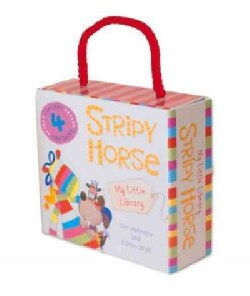 Stripy Horse: My Little Library (Board book)