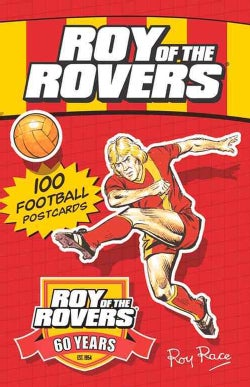 Roy of the Rovers 100 Football Postcards (Cards)