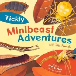 Tickly Minibeast Adventures: With a Pop & Play Spider Model