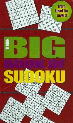 The Big Book of Sudoku (Paperback)