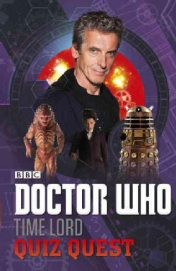 Doctor Who Time Lord Quiz Quest (Paperback)