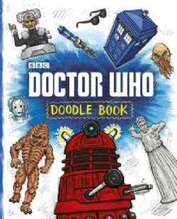 Doctor Who Doodle Book (Paperback)