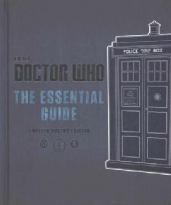 Doctor Who The Essential Guide: Twelfth Doctor Edition (Hardcover)