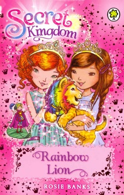 Rainbow Lion (Paperback)