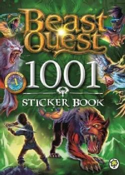 Beast Quest 1001 Sticker Book (Paperback)