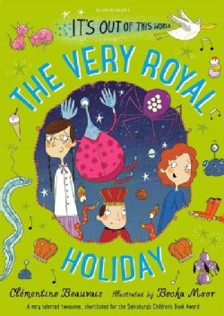 The Very Royal Holiday (Paperback)