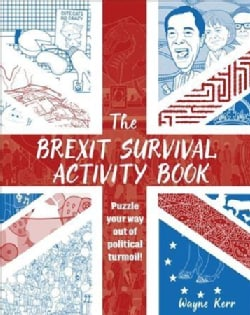 The Brexit Survival Activity Book (Paperback)