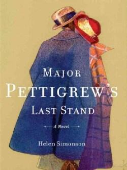 Major Pettigrew's Last Stand (Hardcover)