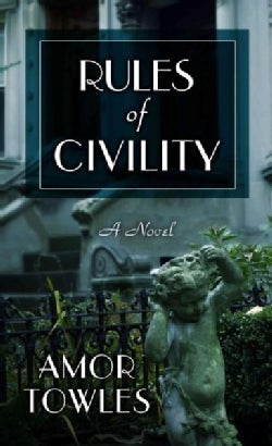 Rules of Civility (Hardcover)