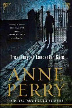 Treachery at Lancaster Gate (Hardcover)
