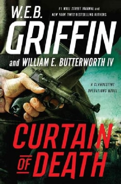 Curtain of Death (Hardcover)