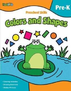 Colors and Shapes Preschool Skills (Paperback)