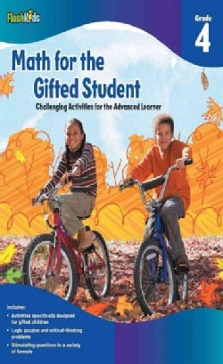 Math for the Gifted Student Grade 4 (Paperback)