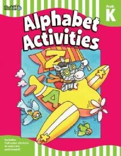 Alphabet Activities, PreK-K (Paperback)