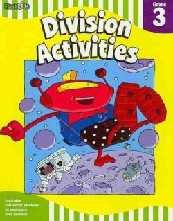Division Activities: Grade 3 (Paperback)