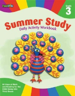 Summer Study Daily Activity Workbook Grade 3 (Paperback)